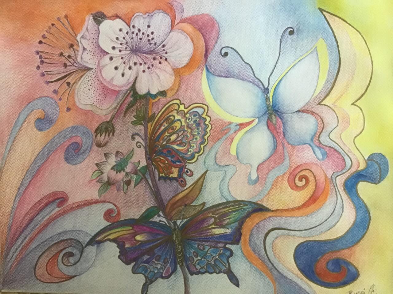 Profumo di Primavera (le farfalle)